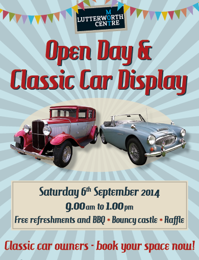 Open Day and Classic Car Display
