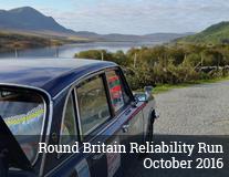 Round Britain Reliability Run 2016
