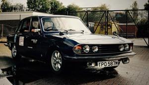 Triumph 2500 TC